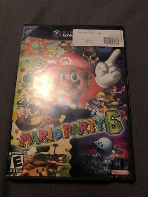 Mario Party 6 for Sale in Westbury, NY