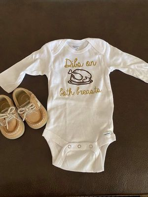 Thanksgiving Onesie for Sale in Buffalo, NY