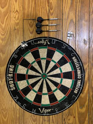 Dart board for Sale in Elmwood Park, IL