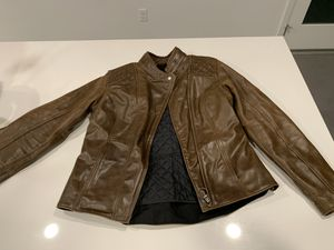 Triumph motorcycle riding jacket. for Sale in San Diego, CA