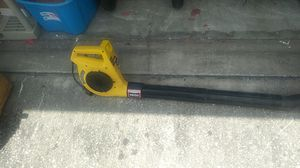 Paramount 1hp electric leaf blower for Sale in Tampa, FL