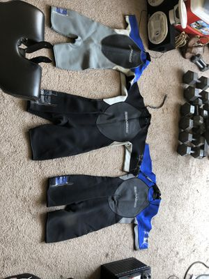 Wet suits (kids) (small adult) for Sale in Winchester, CA