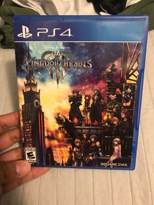 Kingdom Hearts 3 for Sale in Cutler Bay, FL