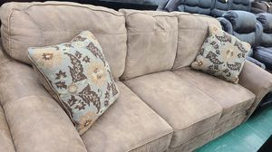 Preowned Brown 3pc Sofa Set for Sale in Fort Worth, TX