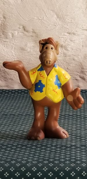 Vintage 80's TV ALF Alien Prod 1987 PVC Rubber Figure Toy Figurine Rare for Sale in St. Louis, MO