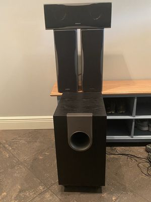Onkyo surround sound with subwoofer for Sale in Apopka, FL