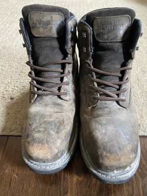 Wolverine work boots for Sale in Columbus, OH