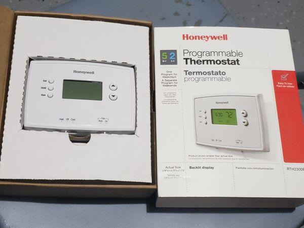 Brand New Honeywell Thermostat