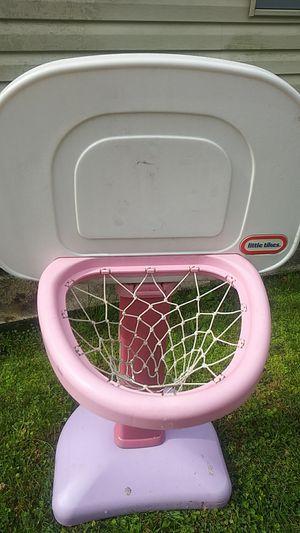 Girls basketball hoop for Sale in Virginia Beach, VA