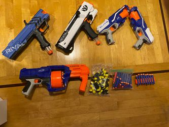 Great Condition Nerf Guns for Sale in Providence,  RI