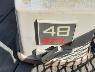 Johnson 48 SPL Outboard Motor for Sale in Porterville,  CA