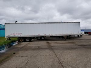 2004 Great Dane trailer. Air ride with sliding tandems. for Sale in Jonesboro, AR