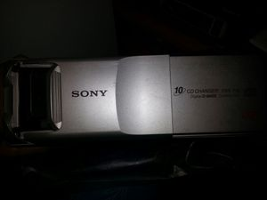 Sony 10 disc Car CD changer for Sale in Tacoma, WA