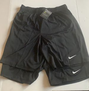 2 Nike dry fit medium shorts for Sale in Murrieta, CA