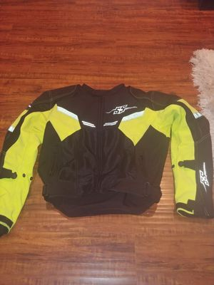 speed and strength small padded motorcycle jacket for Sale in Savannah, GA