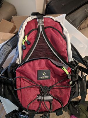 Outdoor Products Hydration Backpack for Sale in Largo, FL