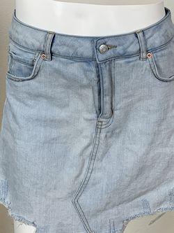 Wild Fable Jean asymmetrical skirt sz S for Sale in Austin,  TX
