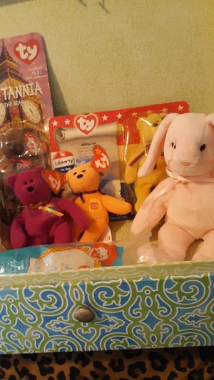 Beanie babies.,7,... for Sale in Lakeland, FL