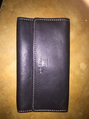 Leather Fossil Wallet for Sale in Chandler, TX