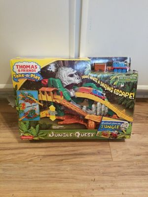 Fisher price Thomas and friends take and play for Sale in Brighton, CO