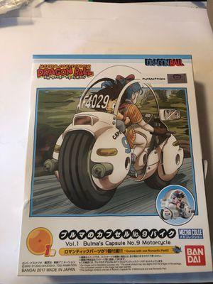 Dragon Ball Z Bulma's MOTORCYCLE for Sale in Teaneck, NJ