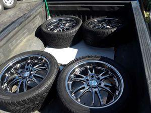 Rims 22 For Chevy Silverado and GMC Sierra $750 for Sale in Seattle, WA