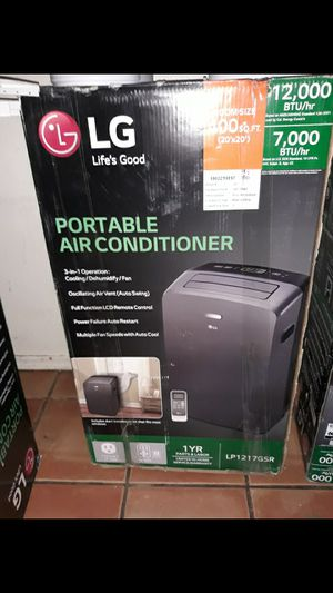LG Portable Ac w/Dehumidifier for Sale in Phoenix, AZ