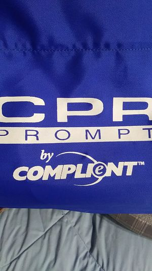 CPR PROMPT 5 PACK MANIKINS for Sale in Chantilly, VA