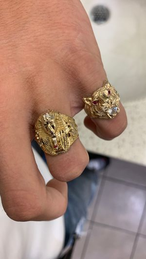 2 rings for $600 for Sale in Worcester, MA