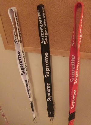 Supreme Lanyard Keychain Holder for Sale in Chattanooga, TN