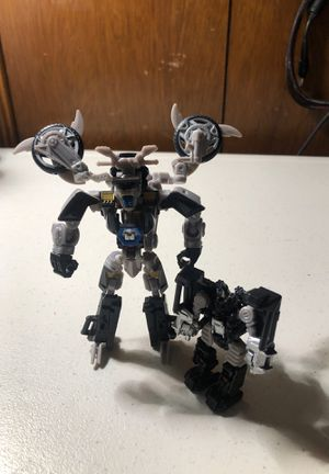 Transformers Dark of the Moon Human Alliance Tailpipe and Pinpointer for Sale in Powhatan, VA