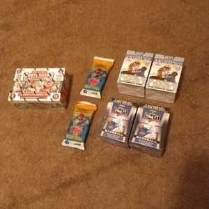 Sports Cards, Packs Boxes, for Sale in Oregon City, OR