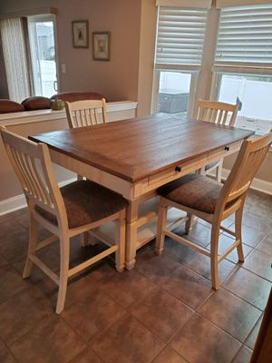 GORGEOUS Table set - garage pick up !!! for Sale in Brick Township, NJ