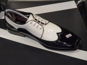Tuxedo shoe patent leather sizes 8.5 to 13 for Sale in Philadelphia, PA