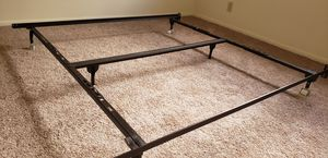 Bed Metal Frame fits Cal King~ king~Queen ~Full~Twin for Sale in Wellington, FL