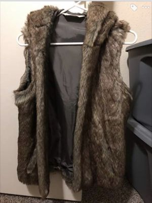 Fur Vest! for Sale in St. Louis, MO