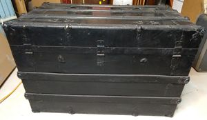Steamer trunk for Sale in Wichita, KS