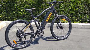"""27.5"""" Air Suspension Electric Bicycle Mountain Ebike EMTB E-bike 500w Bafang 48v Samsung for Sale in Downey, CA"""