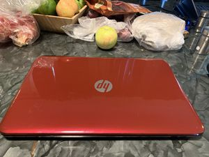 HP PAVILION LAPTOP WINDOWS 10PRO MICROSOFT OFFICE GREAT FOR SCHOOL for Sale in Stockton, CA