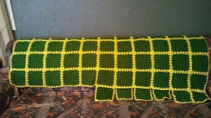 The start of a JOHN DEERE AFGHAN. for Sale in Harrisonburg, VA
