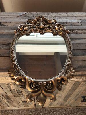 Gold ornate mirror for Sale in La Habra Heights, CA