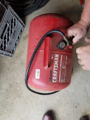 Portable air tank for Sale in Grove City, OH