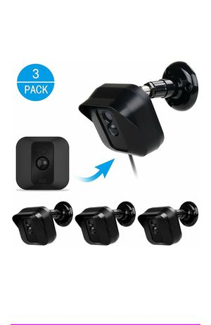 (W67) Blink XT XT2 Camera Wall Mount Bracket,EastKing Weather Proof 360 Degree Full Protective (Black,3 Pack) for Sale in Hacienda Heights, CA