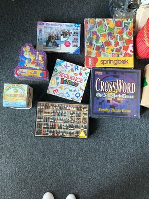 Puzzle games for Sale in Aurora, IL
