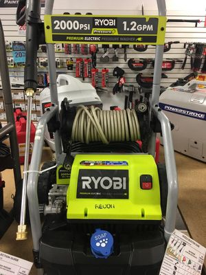 2000 psi pressure washer electric ⚡️ take 20% off for Sale in San Diego, CA