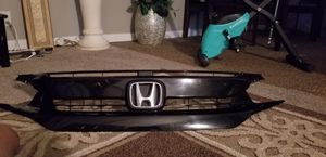 Black Grill for Honda Civic 2016, 2017, 2018 for Sale in Taylorsville, UT