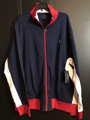 Xxl Polo Ralph Lauren new men jacket for Sale in Austin, TX