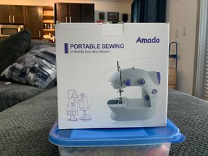 Sewing Machine with 60 thread stools. for Sale in Austin, TX