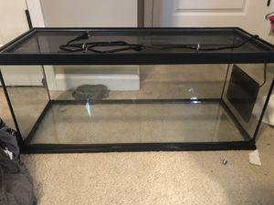 20 Gallon Reptile Tank/Terrarium for Sale in Gonzales, LA