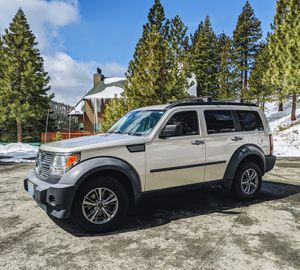 2008 Dodge Nitro SXT 4X4 for Sale in South Lake Tahoe, CA